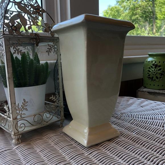 Very Rare Antique Ironstone Vase Planter